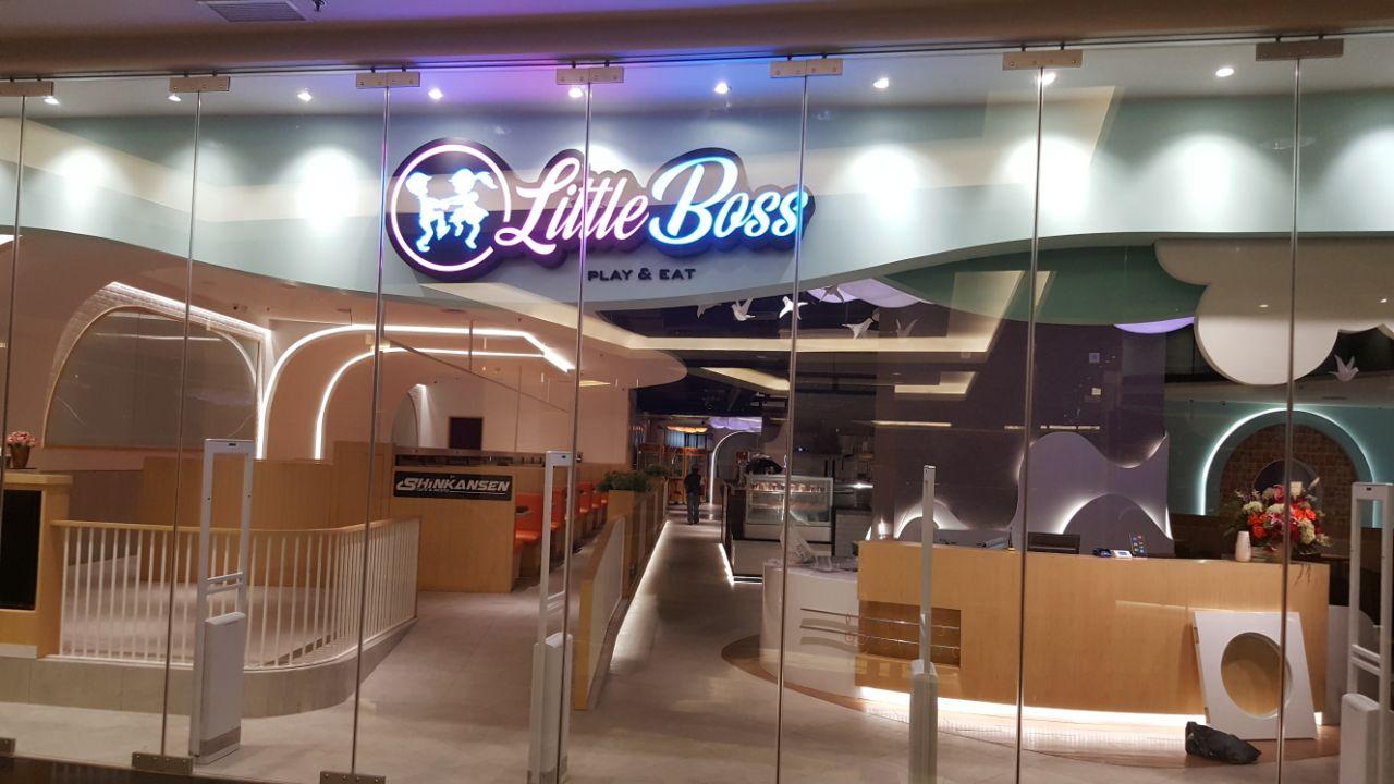10 Little Boss Taman Anggrek – BuatLemari.com Portofolio