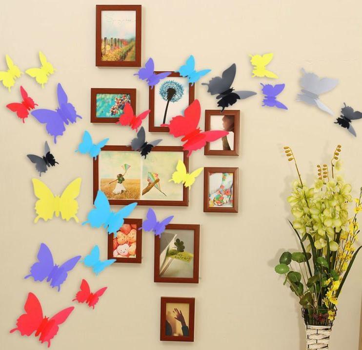 Aneka Cara Membuat Hiasan Dinding Ruang Tamu Dengan Cantik