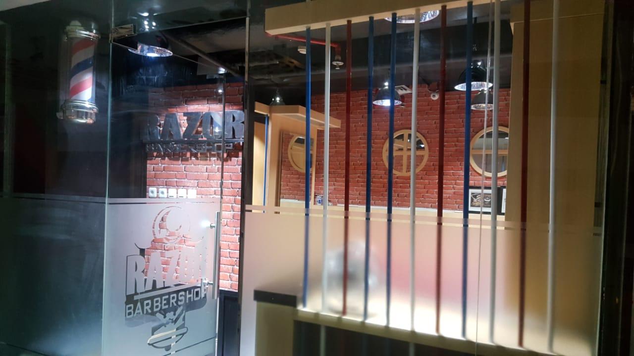 Jasa Interior Barber Shop 1