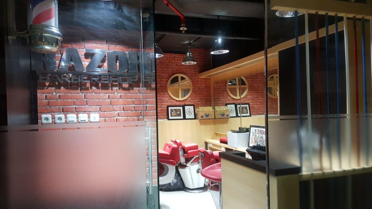 Jasa Interior Barber Shop