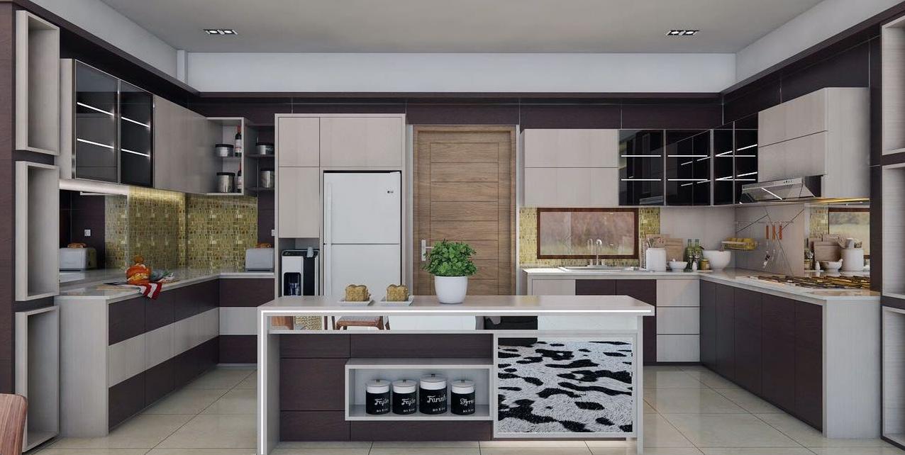 Inilah Ukuran Standar Kitchen Set Yang Akan Permudah Aktivitas Dapur