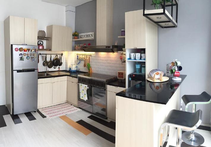 6 Alasan Mengapa Harus Mendekorasi Dapur Sederhana Anda