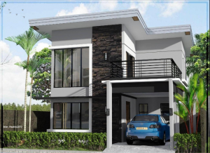 inspirasi sederhana dan menarik untuk merancang rumah