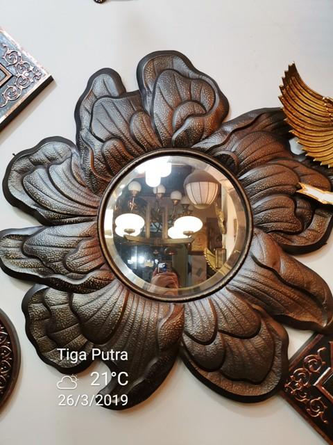 Cermin - Kerajinan Tembaga