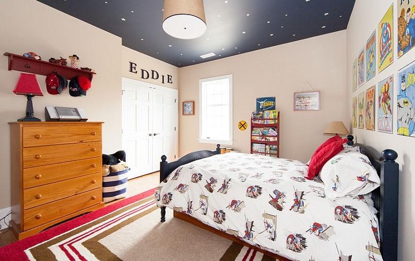 plafon kamar anak
